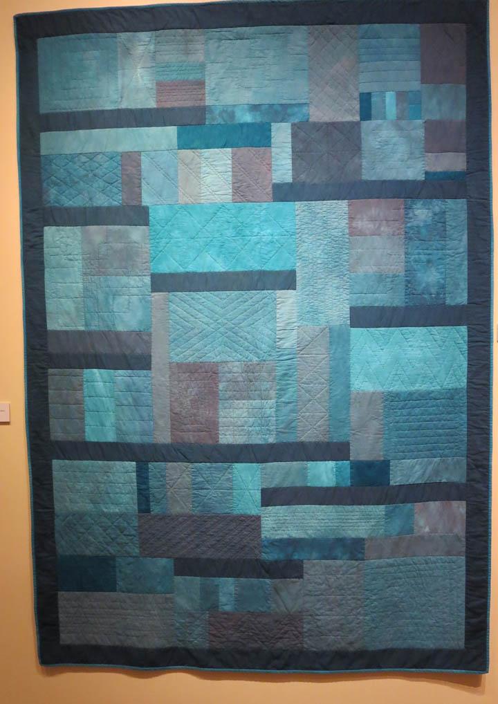 Feeling Blue by Linda Hlady