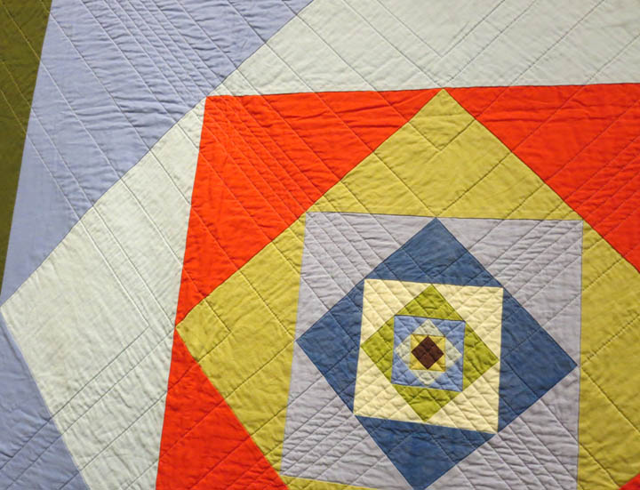 Squared Repeat detail by Terri Carpenter