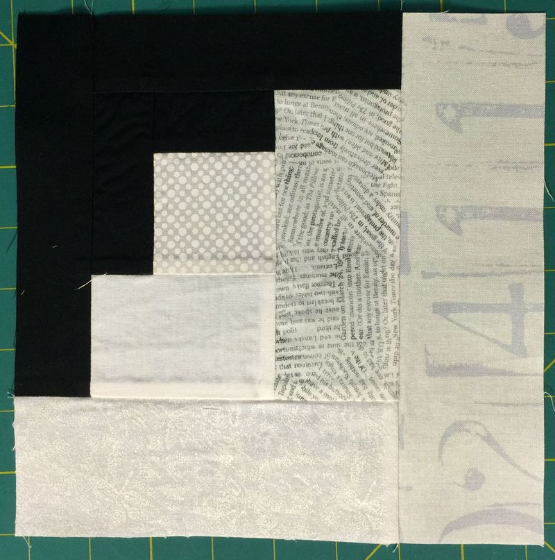 Starched Quilt Block
