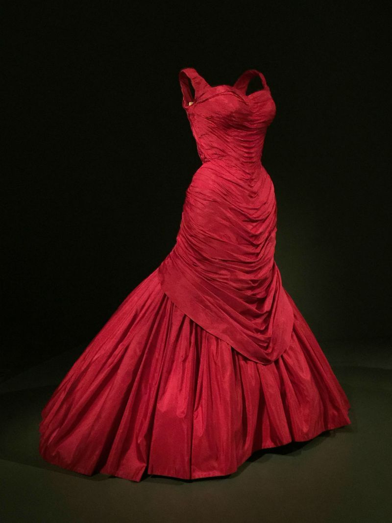 Charles James Tree Ballgown