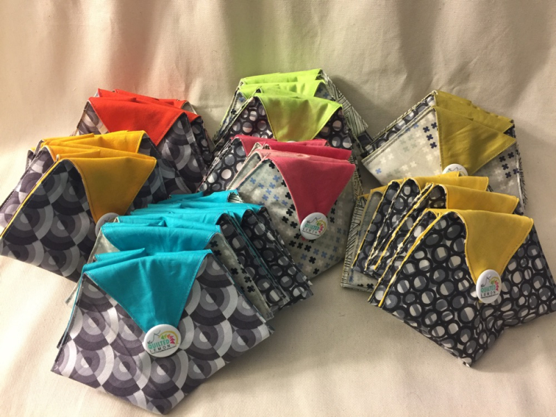 Folded Flat Thread Catchers Gifts
