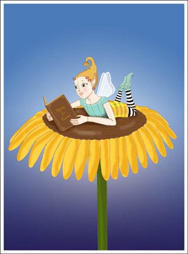 Lemondrop_reading_book