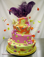 Pinkcakebox_paisley_cake_2