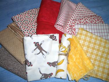 Monkey_baby_quilt_fabrics