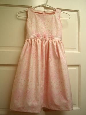 Pinkbirthdaydress